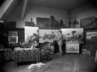 Künstleratelier Edmund Berninger (1843- ), Orientmaler