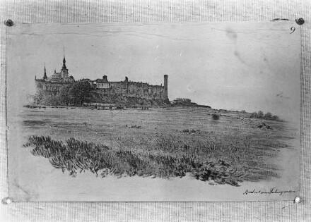 Castrum Danorum / Burg Tallinn / Toompea loss