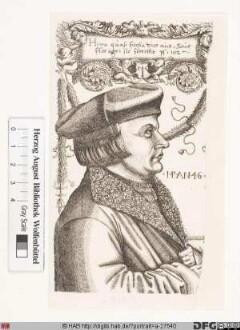 Bildnis Johann Pfefferkorn