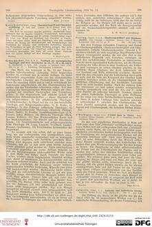 285 [Rezension] Kerschensteiner, Georg, Charakterbegriff und Charaktererziehung. 3., verb. Aufl