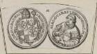 Bildnis des Markgrafen Albrecht von Brandenburg, Bischof Albrecht V. von Halberstadt