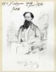 Zichy, Edmund Graf (geb. 1811, gest. 1894) - Hielt sich 1843 in Baden-Baden auf und wird in der Angelegenheit von Goeler von Haber genannt