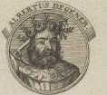 Bildnis des Albertus Degener