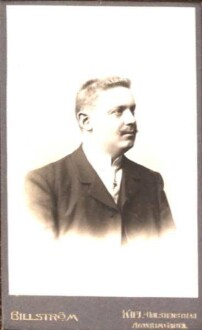 Porträt Wilhelm Hinrich Hoffmann