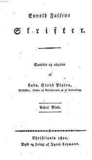 Skrifter. 2 (1821)