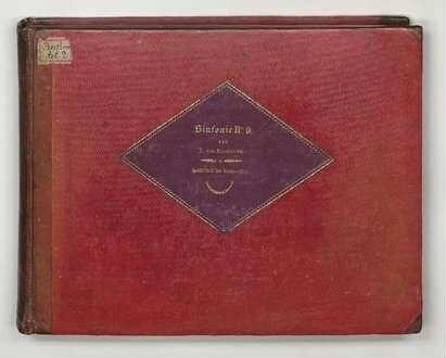 Sinfonie Nr. 9 d-Moll op. 125