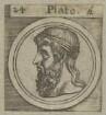 Bildnis von Plato