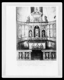 Inneres der Sakramentskapelle