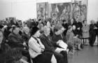 Eröffnung der Max-Beckmann-Ausstellung des Badischen Kunstvereins.