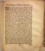 Epistola ad Sacram Regiam Catholicam Majestatem de monarchia Sicula : Edita ex museo Joa. Morsii
