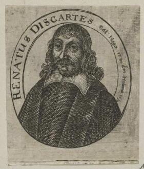 Bildnis des Renatus Discartes