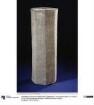 Achtseitiges Prisma mit Weihinschrift Tiglatpilesars I. von Assyrien
