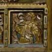 Bosseroder Altar — Relief rechts - Prophet