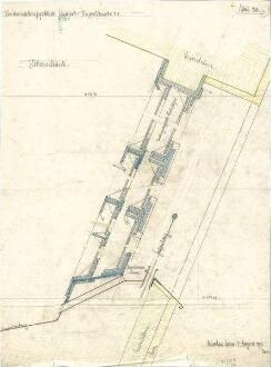 Fischer, Theodor; Kunstausstellungsgebäude - Kuppelfenster (Schnitt)