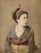Portrait einer Japanerin
