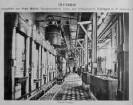 Pressanlage einer Ölfabrik, ausgeführt von Fritz Müller, Esslingen