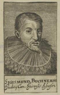 Bildnis des Sigismundus Buchnerus