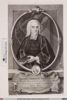 Bildnis Johann Albrecht Bengel