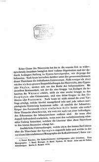 Zur Morphologie der Infusorien : Mit 2 Tafeln. (S.-A. a. d. Jenaischen Zeitschrift Bd. VII. 4.)
