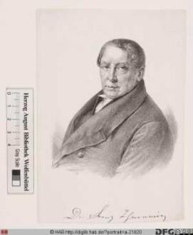 Bildnis (Ludwig Friedrich) Franz Theremin