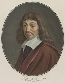 Bildnis des Renée Descartes