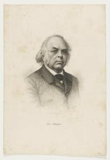 Bildnis des M. Haupt