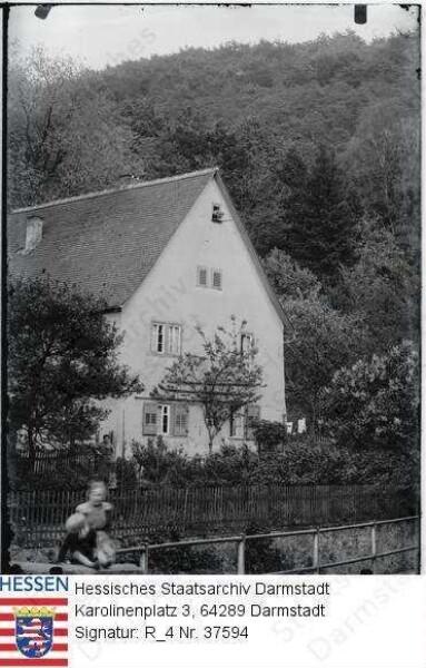 Jugenheim an der Bergstraße, Drachenmühle im Stettbacher Tal