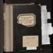 Protokollbuch der Ratsherren der Stadtverordnetenversammlung vom 02.10.1936 - 13.12.1940