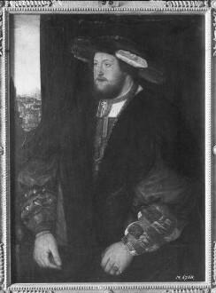 Bildnis des Kurfürsten Otto Heinrich von der Pfalz