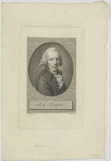 Bildnis des A. G. Meissner