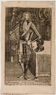 Friedrich Wilhelm (1620-1688), Markgraf und Kurprinz zu Brandenburg in Preußen