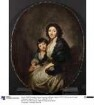 Elisabetha Sophie Augusta Graff, geb. Sulzer (1753-1812) und ihre Tochter Caroline Susanne (1781-1828)