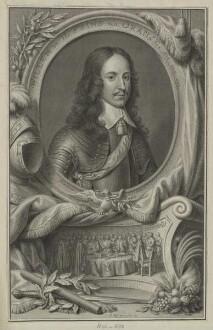 Bildnis des Willem de II., Prins van Oranje