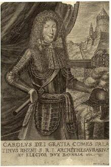 Kurfürst Karl von der Pfalz