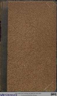 Worte der Erinnerung an Ferdinand Christian von Baur: Doctor und ordentlichem Professor der Theologie, erstem Frühprediger an der Stiftskirche, erstem Inspector des evangelischen Seminars daselbst, Ritter des Ordens der württembergischen Krone, geboren den 21. Juni 1792, gestorben den 2. Dezember 1860