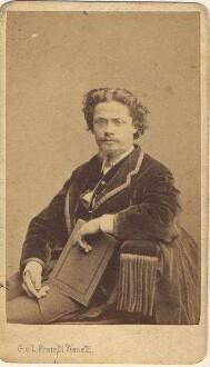 Lang, Albert (geb. 15.11.1847 in Karlsruhe, gest. 01.12.1933 in München) - Kunstmaler, Professor