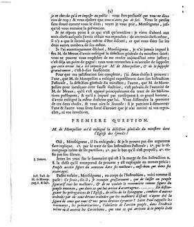 Lettre pastorale à M. l'Eveque de Troyes