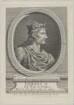 Bildnis des Thierry II. de France