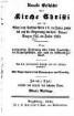 Neueste Geschichte der Kirche Christi von der Wahl des Pabstes Pius VII. im Jahre 1800 bis auf die Regierung des hl. Vaters Gregor XVI. im Jahre 1833 : eine nothwendige Fortsetzung aller älteren Handbücher der Kirchengeschichte, aber auch ein selbständiges Werk ; aus dem Italiänischen übersetzt und mit Zusätzen vermehrt. 1, Enthält den ersten bis dritten Band