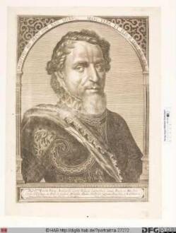 Bildnis Moritz, 1584 Graf von Nassau-Katzenelnbogen, 1618 Prinz von Oranien
