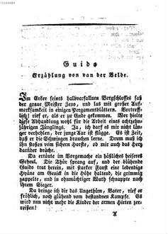Penelope : Taschenbuch d. Häuslichkeit u. Eintracht gewidmet auf d. Jahr ..., 1822