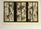 Entwurf für ein Glasfenster in der Eingangshalle der Evangelischen Kirche in Bendorf