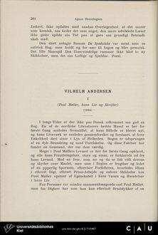 Vilhelm Andersen