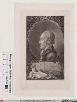 Bildnis Adolph (Franz Friedrich Ludwig) Frhr. Knigge