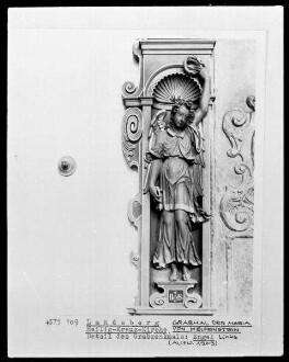 Epitaph der Maria Gräfin von Hohenzollern