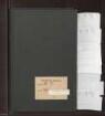 Protokollbuch der Stadtverordnetenversammlung vom 30.11.1922 - 27.07.1925