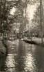 Wasseram/Fließ in Lehde in Spreewald