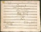 Concertos, vl, orch, B-Dur - BSB Mus.ms. 1264 : [title, vla:] Concerto ex B // a // Violino Principale // Due Violini // due Flauti // due Corni // Viola // Con // Basso // Del Sig Carolo // Stamitz