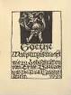 Titelblatt, Hexe