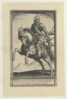 Bildnis des Moritz von Oranien